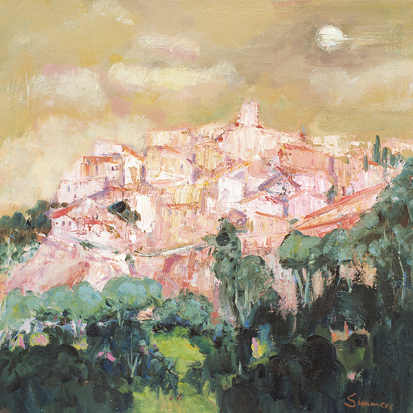 Cloudy Day, Provence