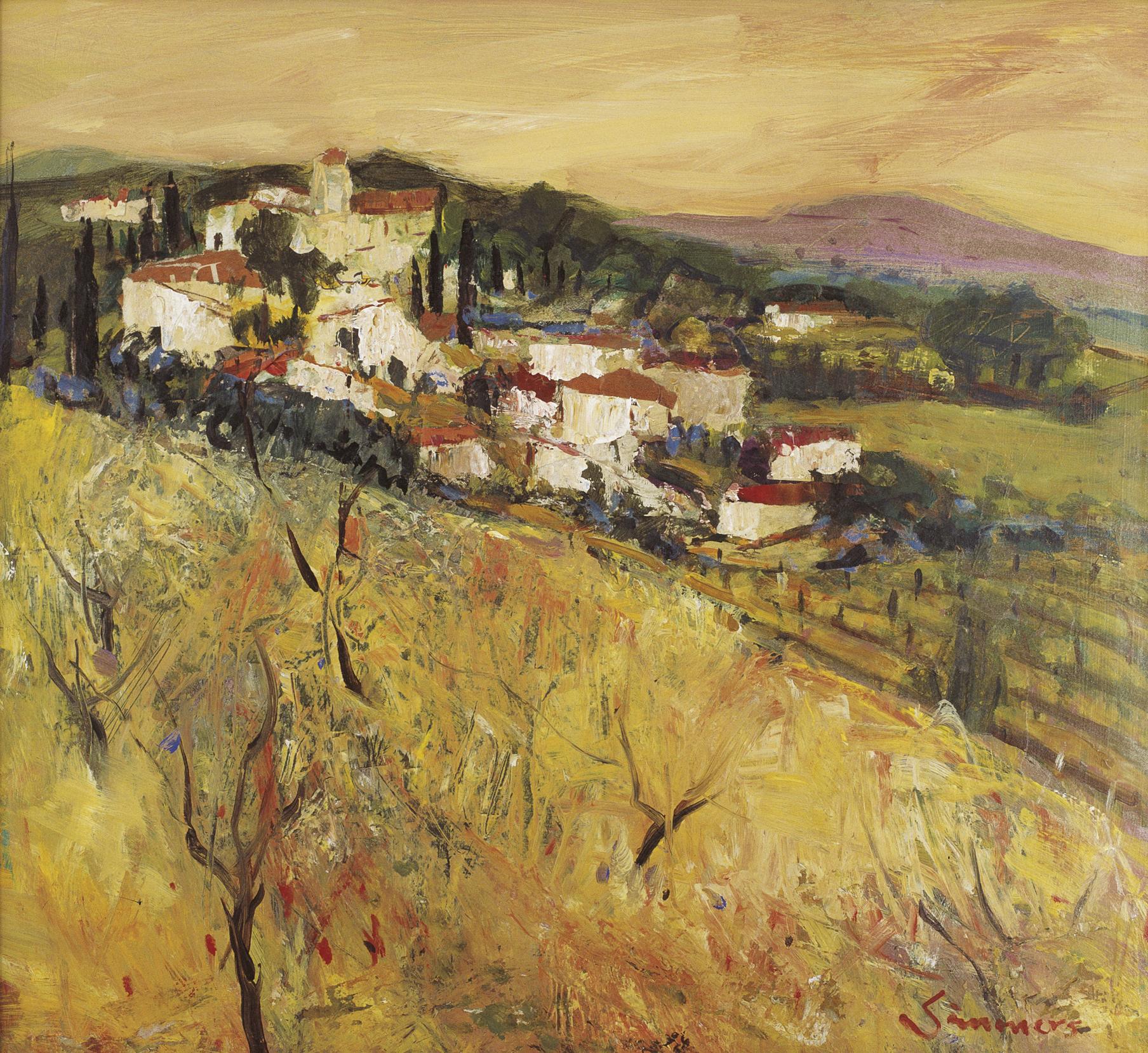 Village, Menorca